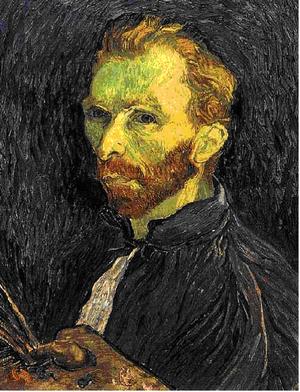 Vincent-selfportrait