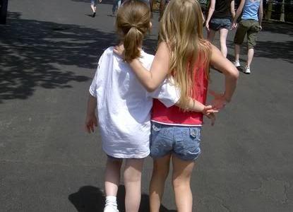 Field Trip Foto Friday: Six Flags Homeschool Day