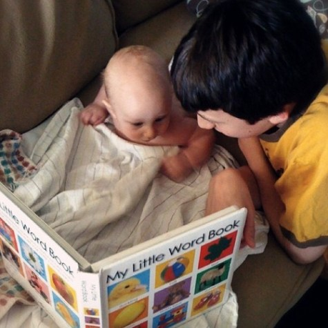 Boys and Books