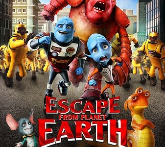 "Austin Area ""Escape From Planet Earth"" Movie Ticket Give-Away!"