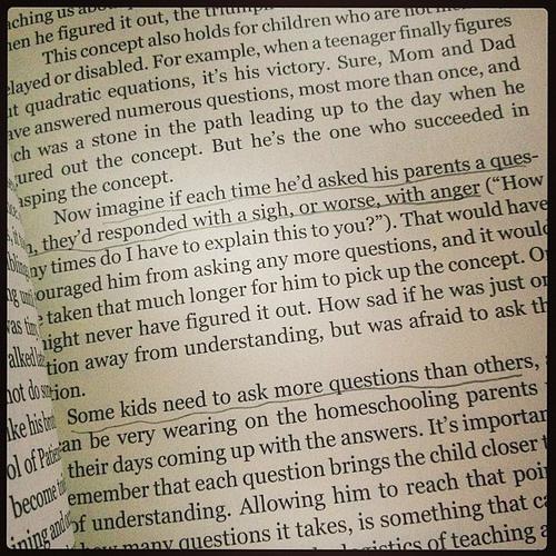 Good stuff. #teaching #homeschool