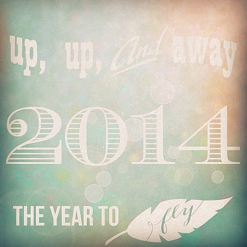 #fly #2014 #newyears