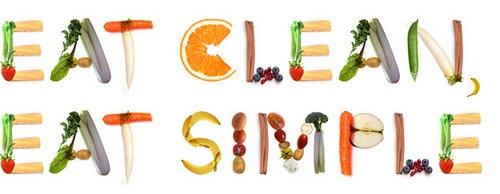eat clean eat simple