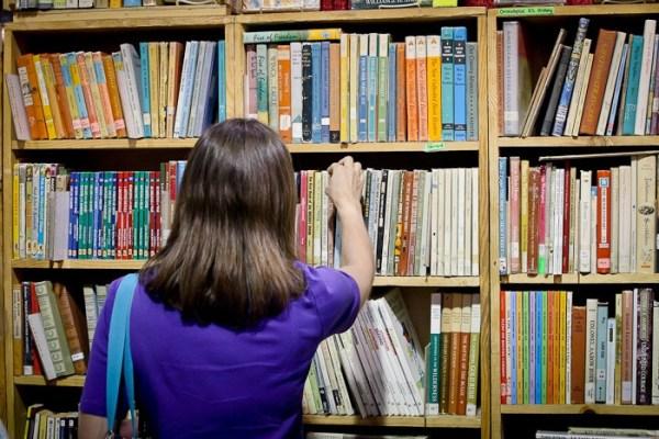 THSC used book vendor