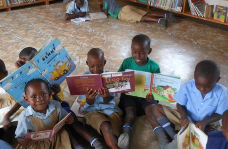 Bibles for Uganda… and Answered Prayers You Didn't Even Know You Had Prayed