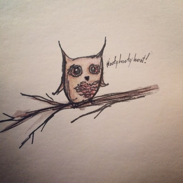 Momo's Owl