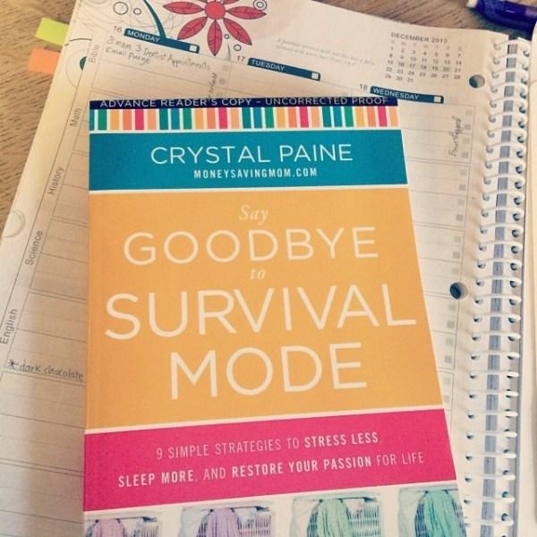 Goodbye Survival Mode