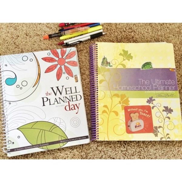 Homeschool Planner Comparison