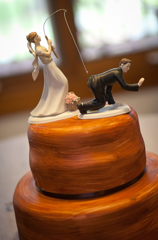 Crazy Groom's Cake