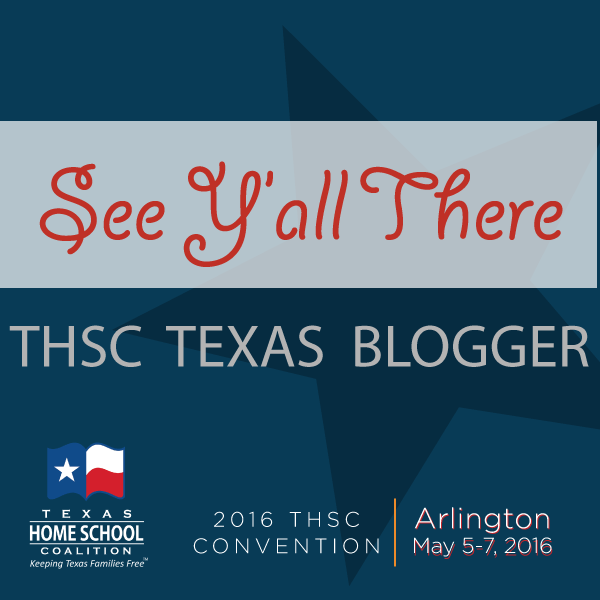 See Y'all There THSC Texas Blogger Button