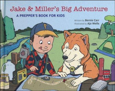 Jake & Miller's Big Adventure