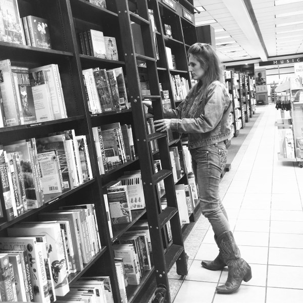 At the Book Store