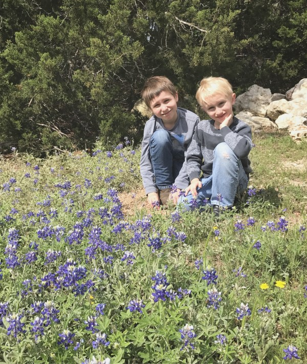 Bluebonnet Boys