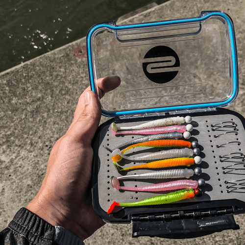 The SPRO Freestyle Rigged Box