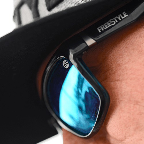Close up of the Freestyle Shades