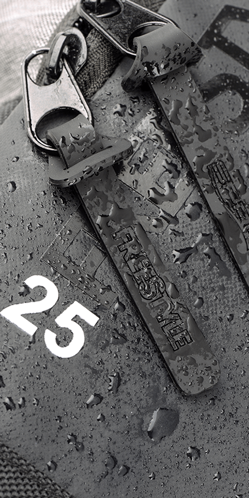 Close up image of the Backpack 25