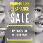 Warehouse Clearance SALE 2019