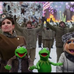 """Small Kitchen Tv Aid Bowl Muppets Most Wanted """"winter Games"""" Spot"""