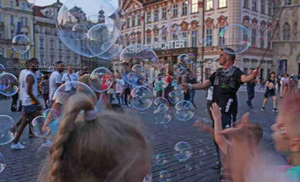 Praga 2018 le mie impressioni