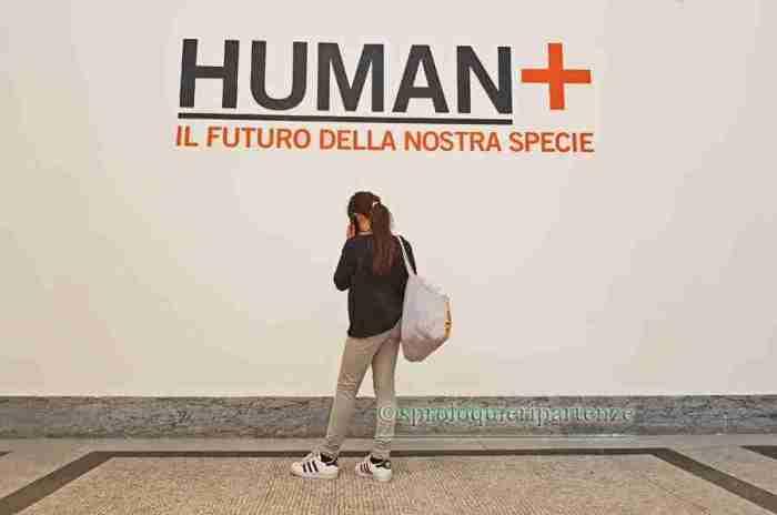 Human+mostra a roma