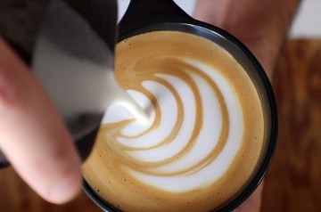 Common Latte Art Mistakes