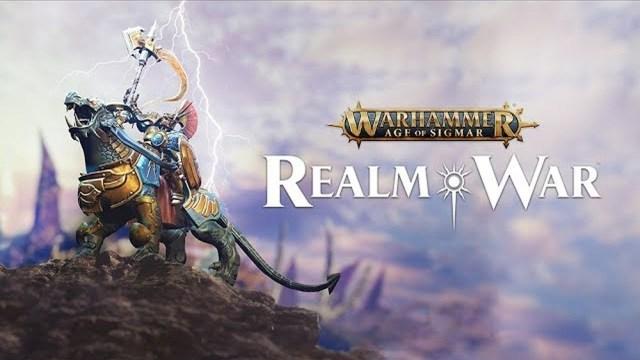 Warhammer AoS: Realm War