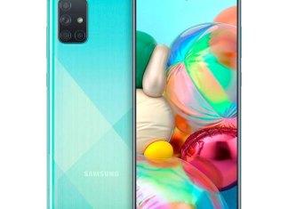Galaxy A72, Samsung's First Penta-Camera smartphone