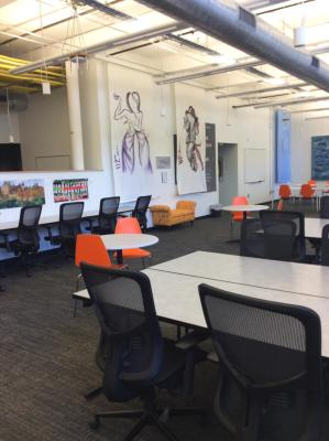 Hot Desk - Event Space