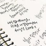 日本語と韓国語のエクスチェンジ-どの「ん」なのか
