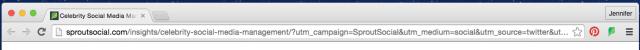 Complex URL