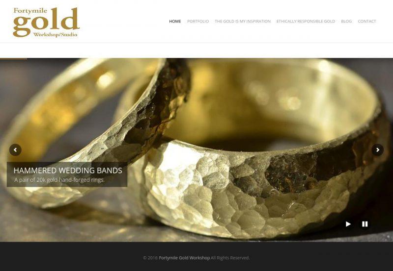 Fortymile Gold Workshop