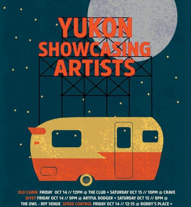 BreakOut West Yukon Showcase