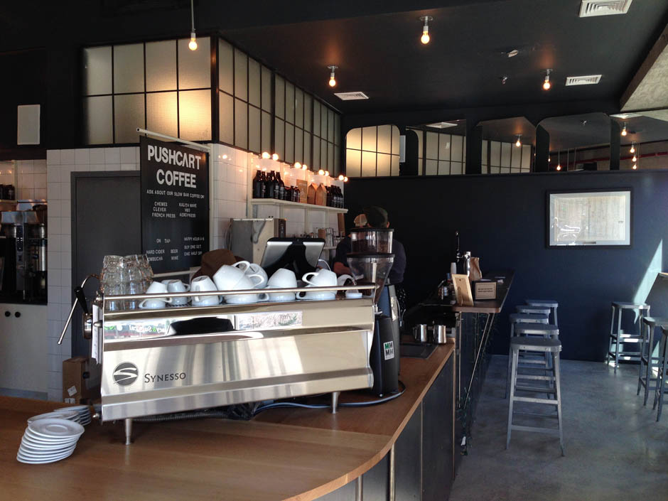 West Side Story New York Sees A Coffee Shop Epidemic West