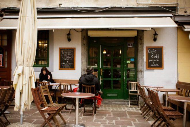 Cafe Čokl ljublijana slovenia coffee roaster sprudge