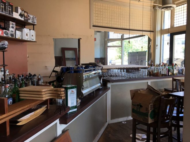 Build Outs Amherst Coffee Massachusetts