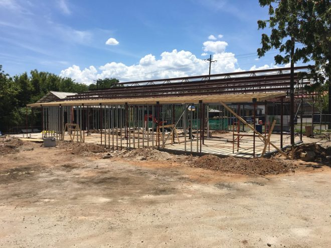 Greater Goods Coffee Austin Texas Build Outs Of Summer