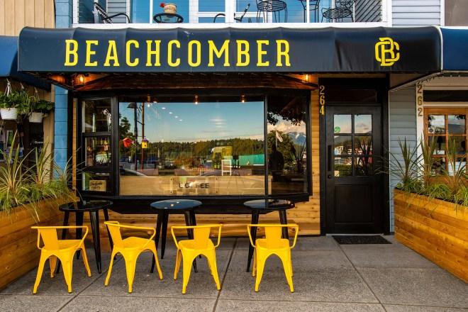 beachcomber coffee gibsons british columbia