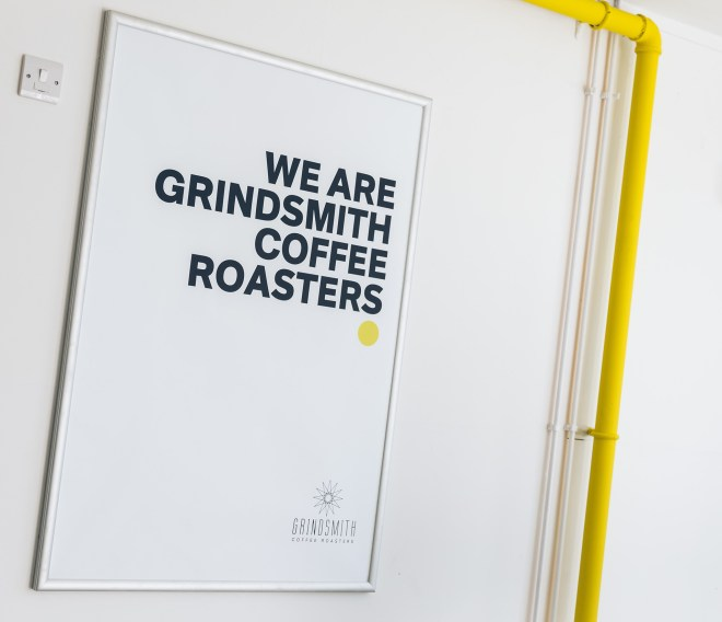 grindsmith coffee manchester england