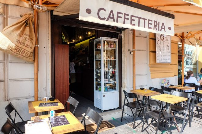 rome italy coffee guide