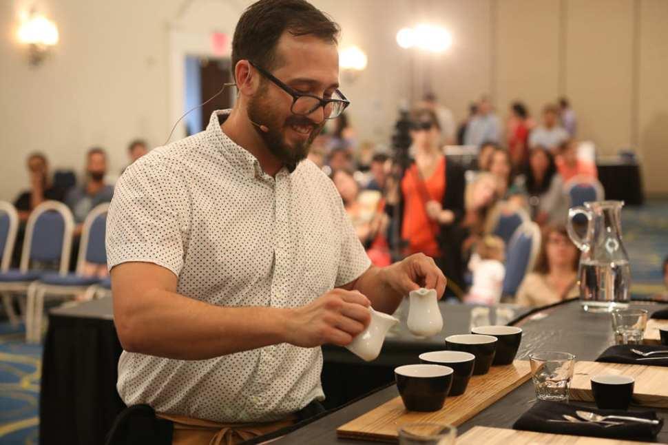 2015 Big Western Jeff Clinard Bear Coast Coffee 043