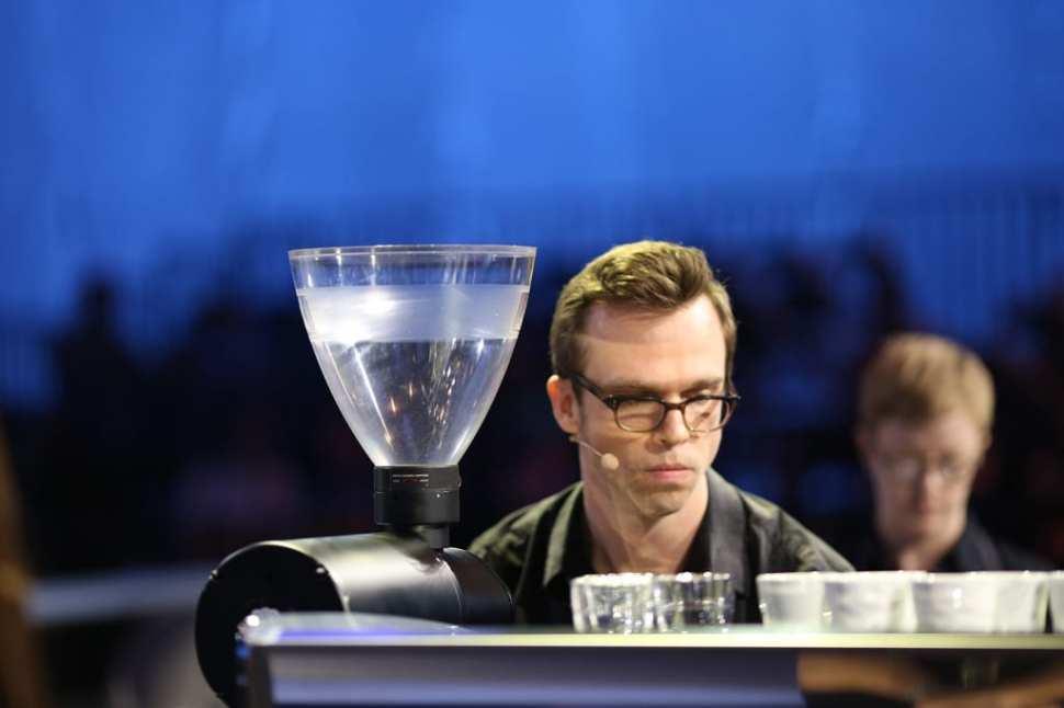 Sam Schroeder - Olympia Coffee Finals 048