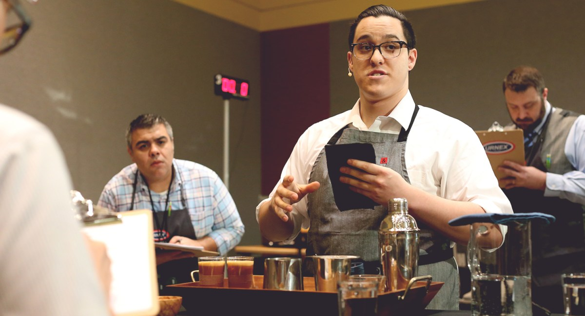 Western Day 1 - Eli Ramirez - Shift Coffee
