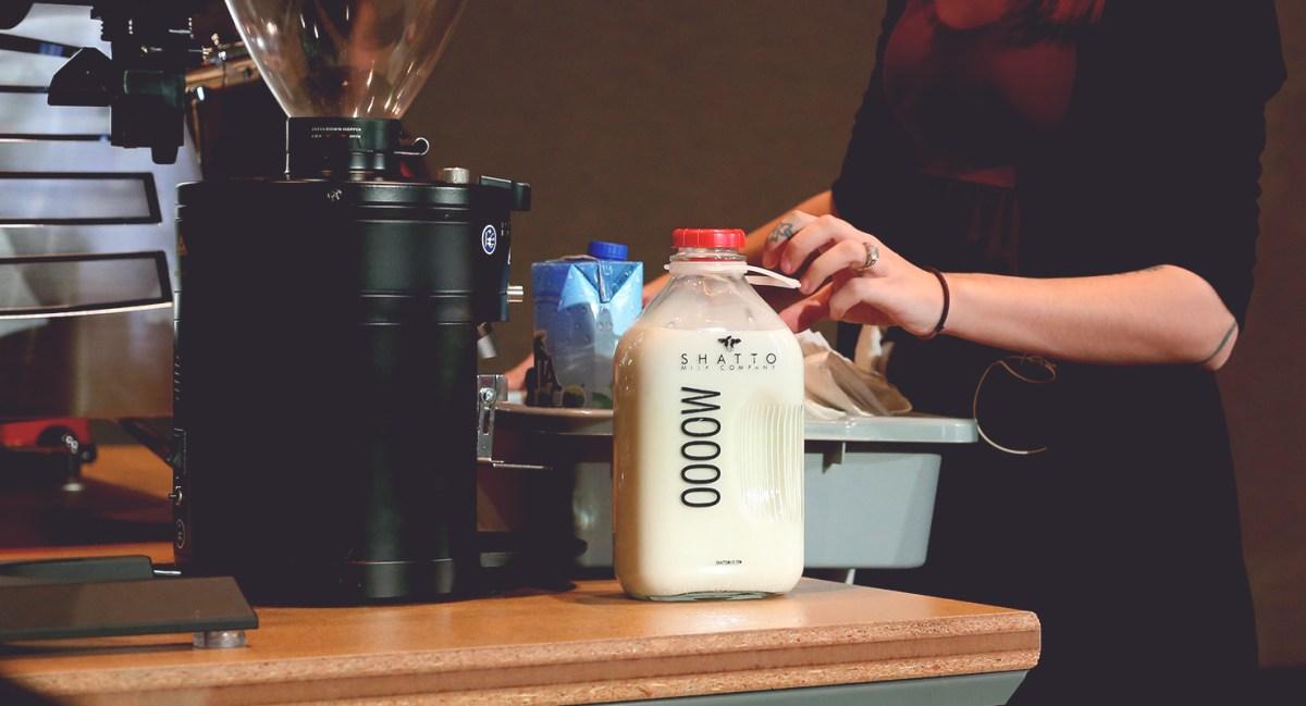 Western Day 2 - Mooooo Milk