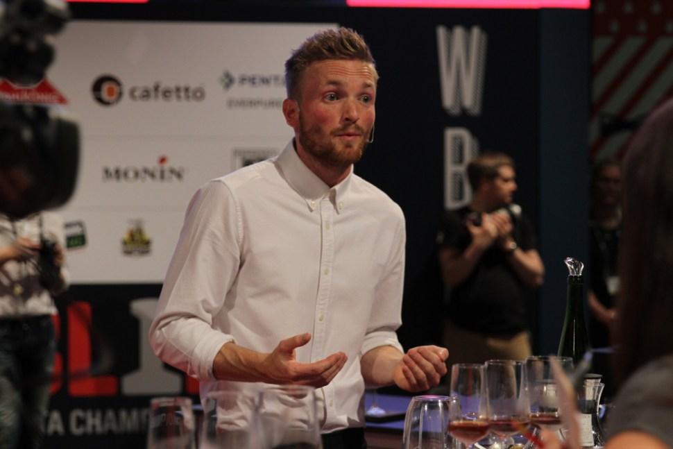 Lex Wenneker - Espresso Service West - The Netherlands 02