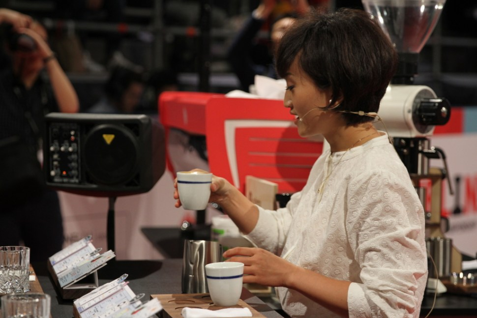 Ying Hu - Outman Coffee - China 02