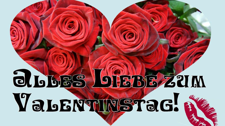 Rosen - Liebe - Valentinstag