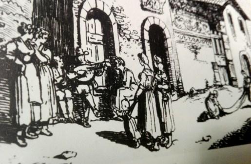 Storie Marchigiane - Processione dei Cornuti