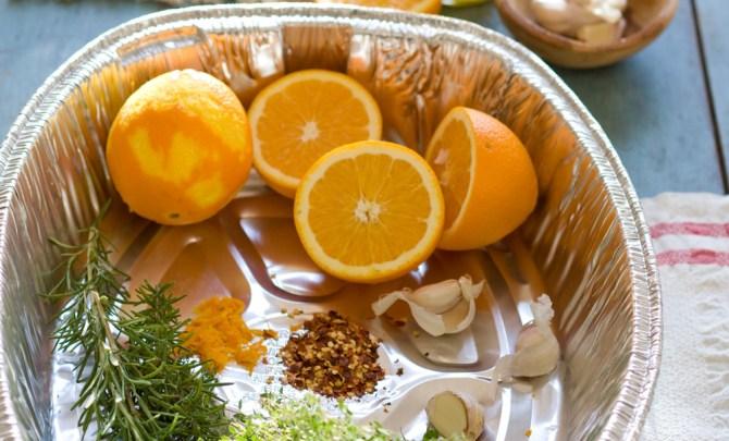 citrus gravy