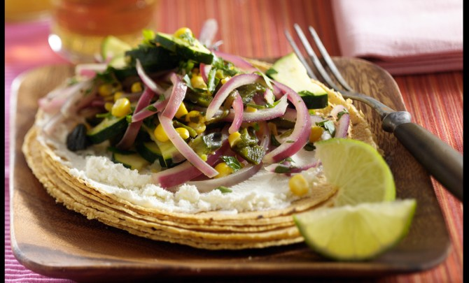 Vegetable-Tacos-South-Texas-Goat-Cheese-Relish
