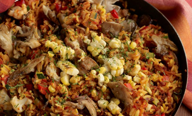 paella-vegetarian-vegan-health-food-dinner-ethnic-spry